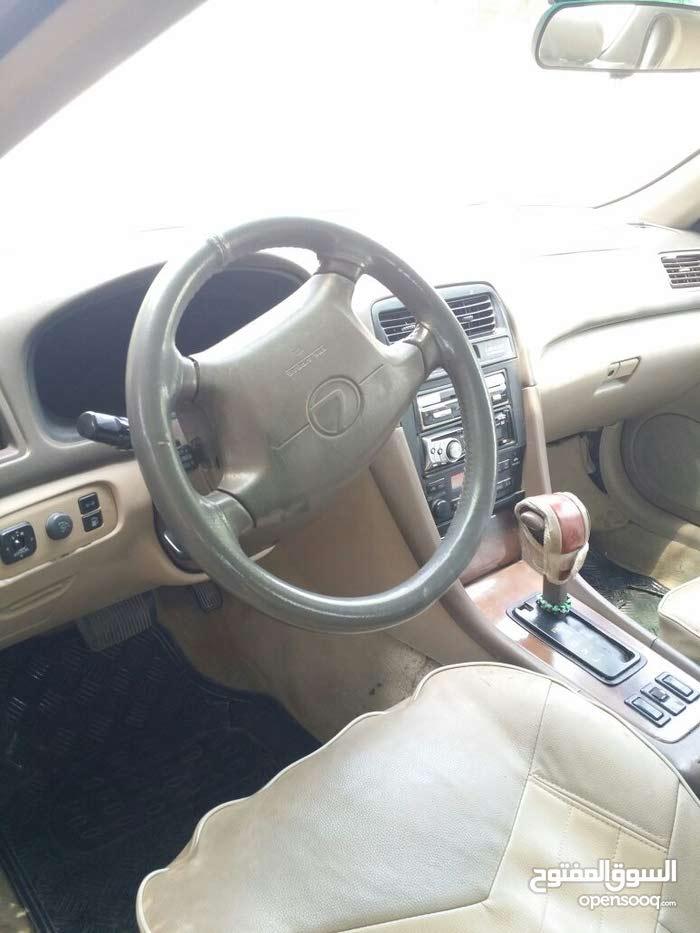 Black Lexus ES 1998 for sale