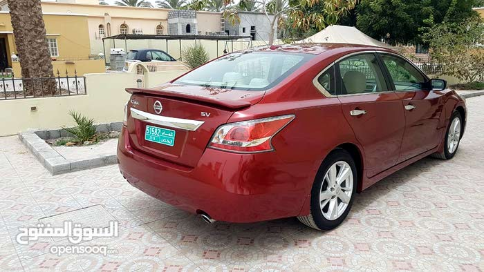 30,000 - 39,999 km Nissan Altima 2015 for sale