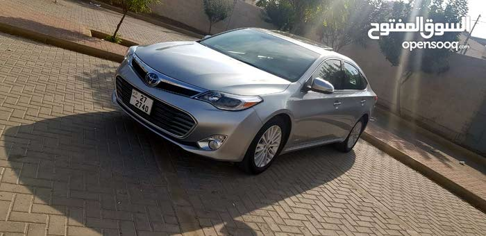 Silver Toyota Avalon 2015 for sale