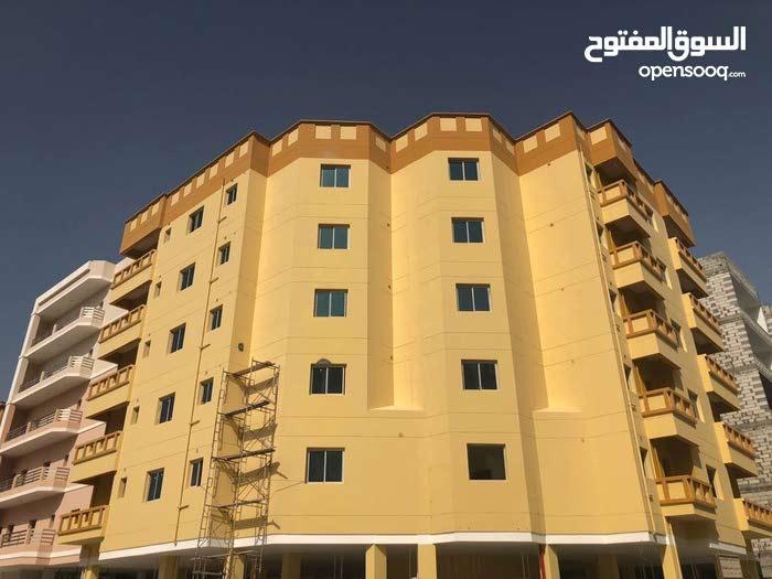 شقة 133م للبيع في الحد الجديدة بالقرب من خليفة بارك