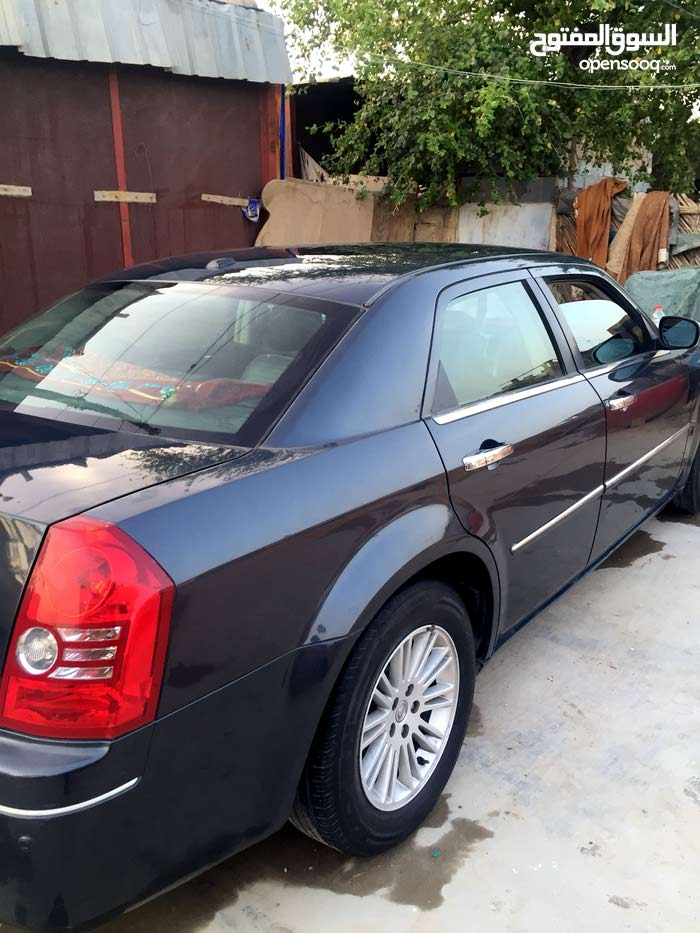 Gasoline Fuel/Power car for rent - Chrysler 300C 2012