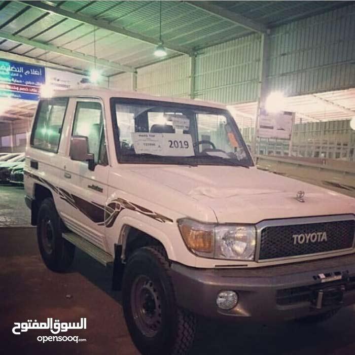 White Toyota Premio 2019 for sale
