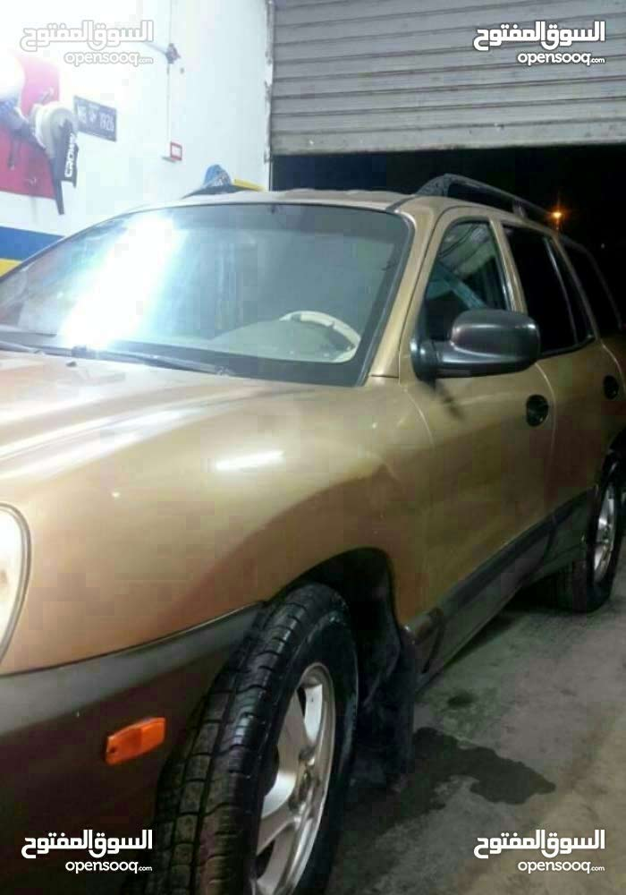 Automatic Gold Hyundai 2001 for sale