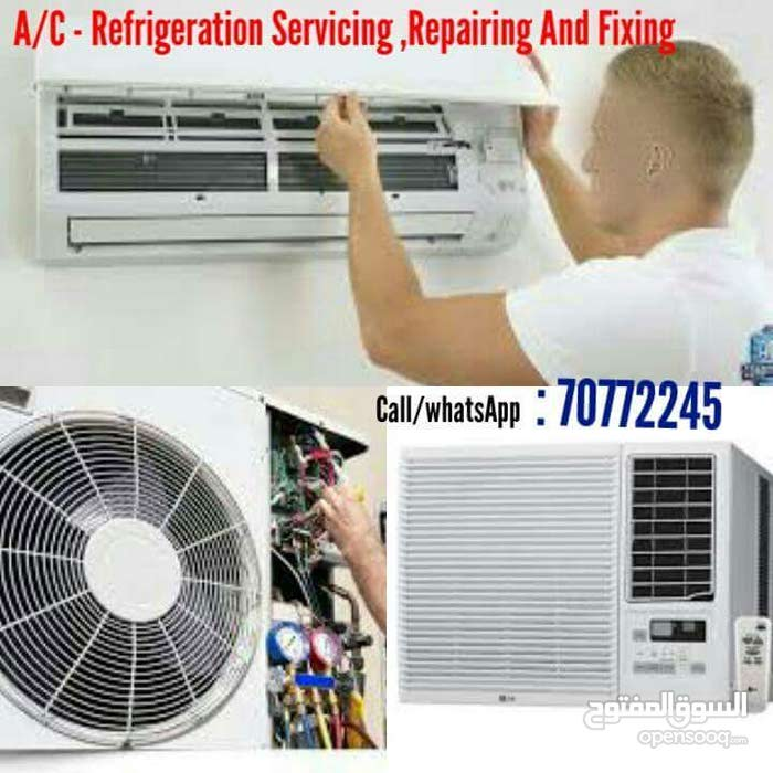 a/c fixing removal service