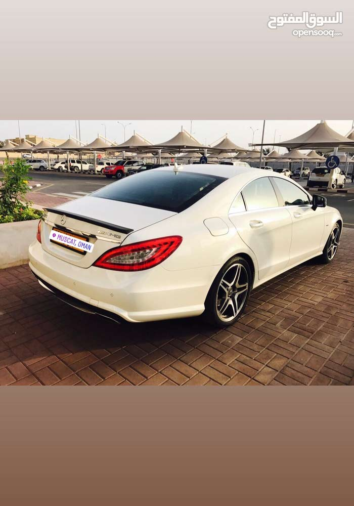 1 - 9,999 km Mercedes Benz CLS 500 2012 for sale