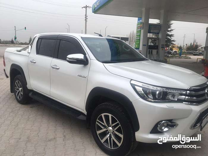 Used 2016 Toyota Hilux for sale at best price