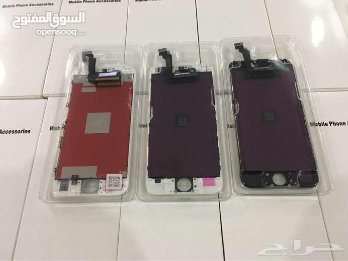 صيانة الموبايل قطع غيار iPhone من الشاشات اصلية