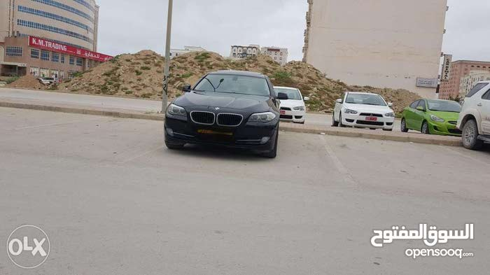 Used condition BMW 523 2012 with 180,000 - 189,999 km mileage