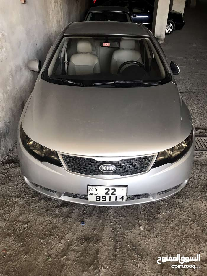 For sale a Used Kia  2012