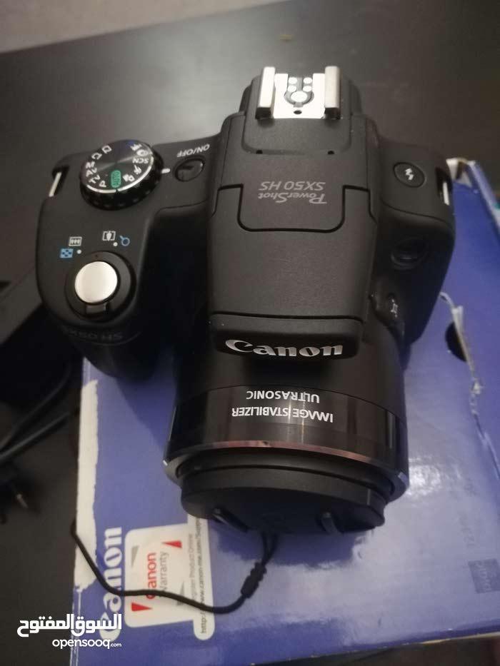 كاميرا شبه محترفين استخدمت مرتين او ثلاثة