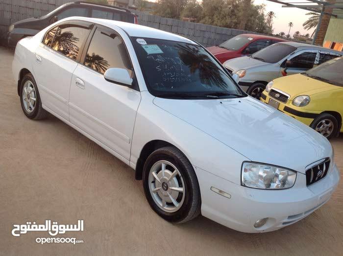 +200,000 km Hyundai Avante 2001 for sale