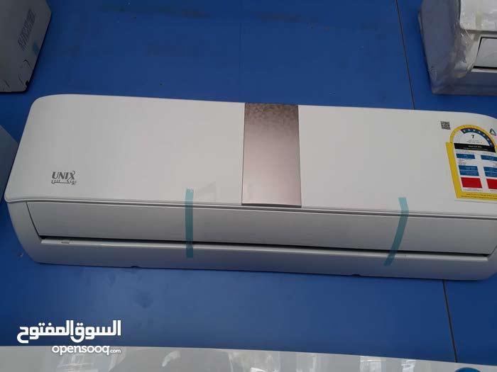 اسبليت يونكس من اجود انواع المكيفات لان تبريد 18.400 الف وحده بشهادة بطاقة كفاءة