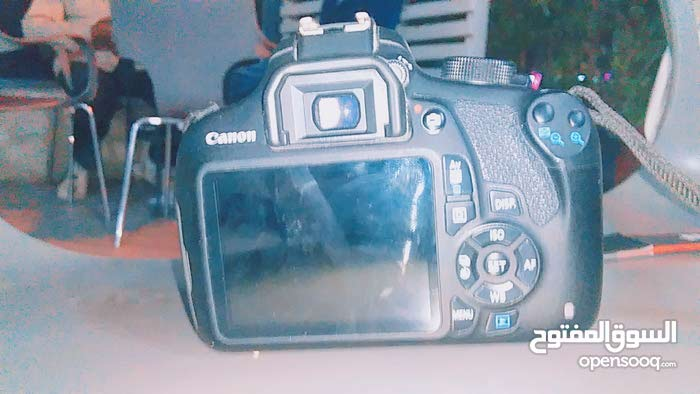 كاميرا كانون 1200 d