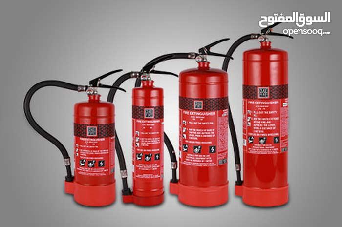 Fire fighting equipment / Plumbing