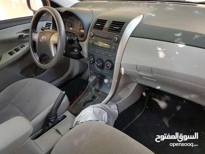 Silver Toyota Corolla 2013 for sale
