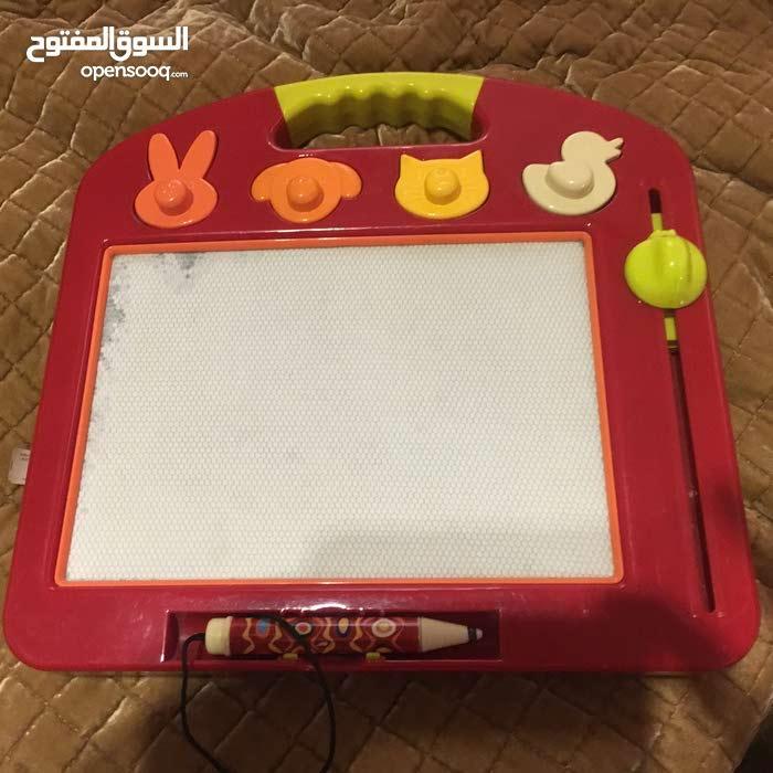 b brand first erasable board