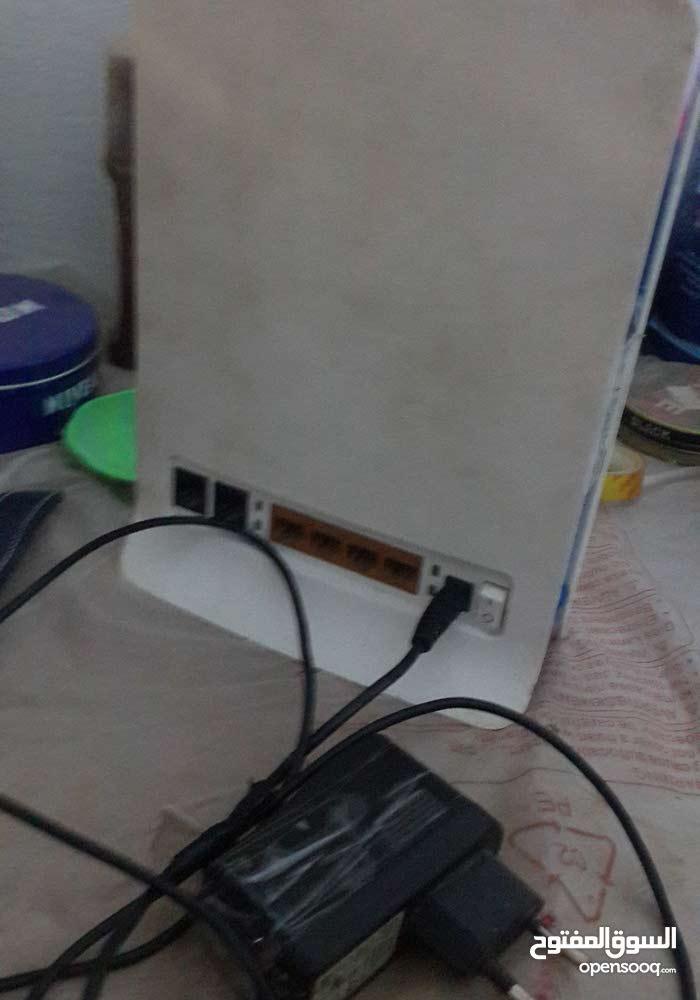 جهاز واي ماكس بدون عقد نوعه البرج بحاله جيده جدا