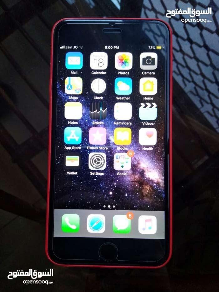 أيفون 6 بلس 64g للبدل على نوفا 3i