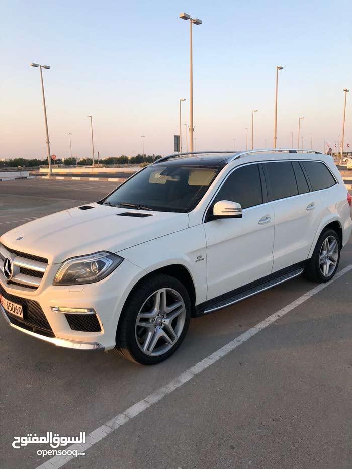 Mercedes Benz GL Used in Abu Dhabi