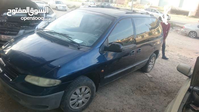 Chrysler Voyager car is available for sale, the car is in Used condition