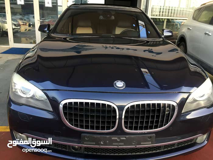 BMW 750 LI 2009 in Excellent Condition for Sale