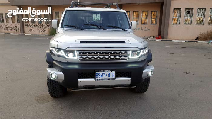 Automatic Toyota 2009 for sale - Used - Al-Khums city