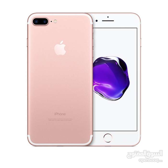 ايفون سڤن پلس  iphone 7 plus