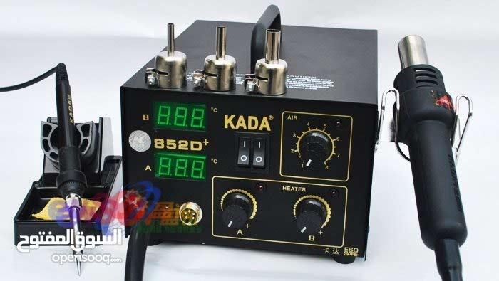 ساعات فحص للصيانة + اجهزة لحام لصيانة الخلويات هيت جن