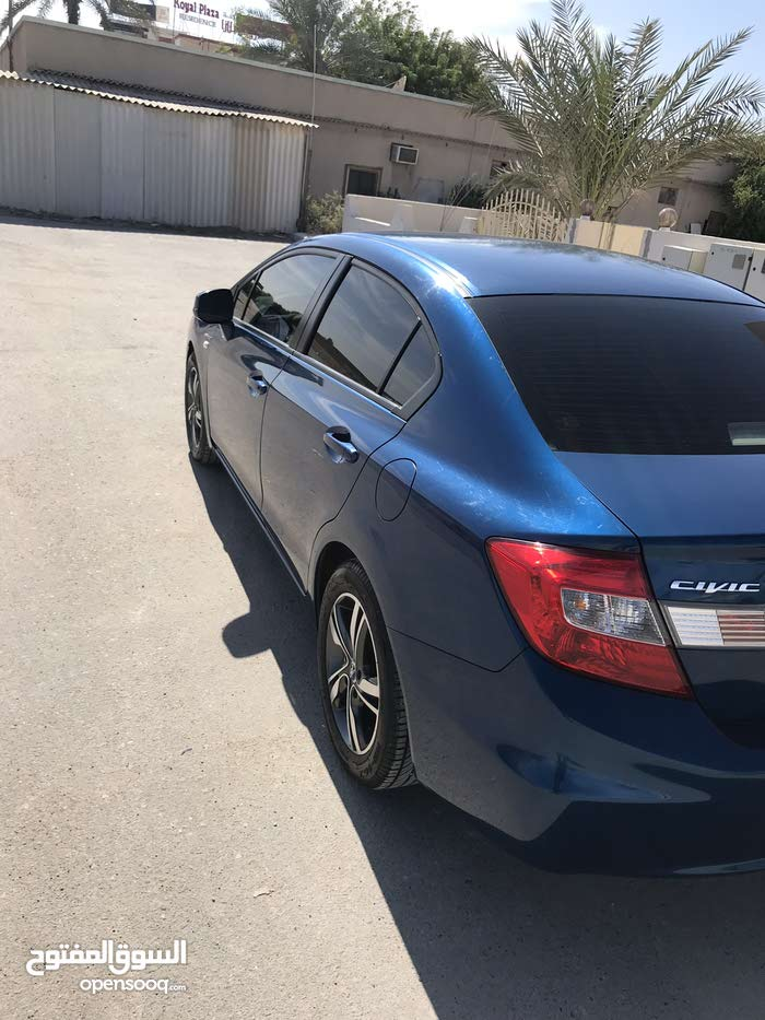 Honda Civic 2012 - Automatic