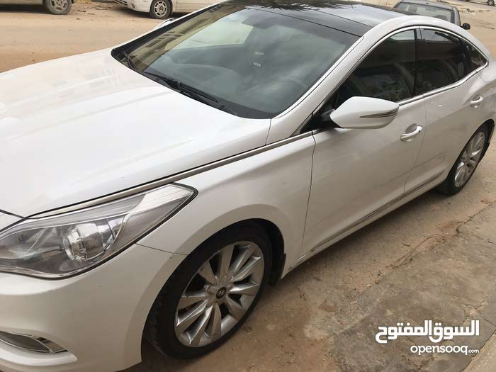 km mileage Hyundai Azera for sale