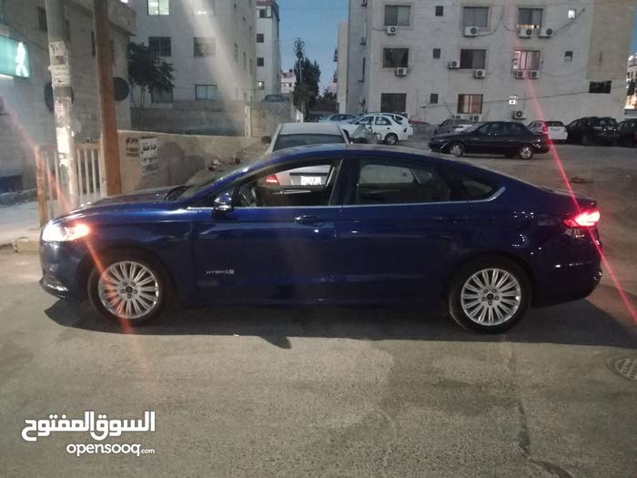 2016 Ford Fusion for sale in Amman