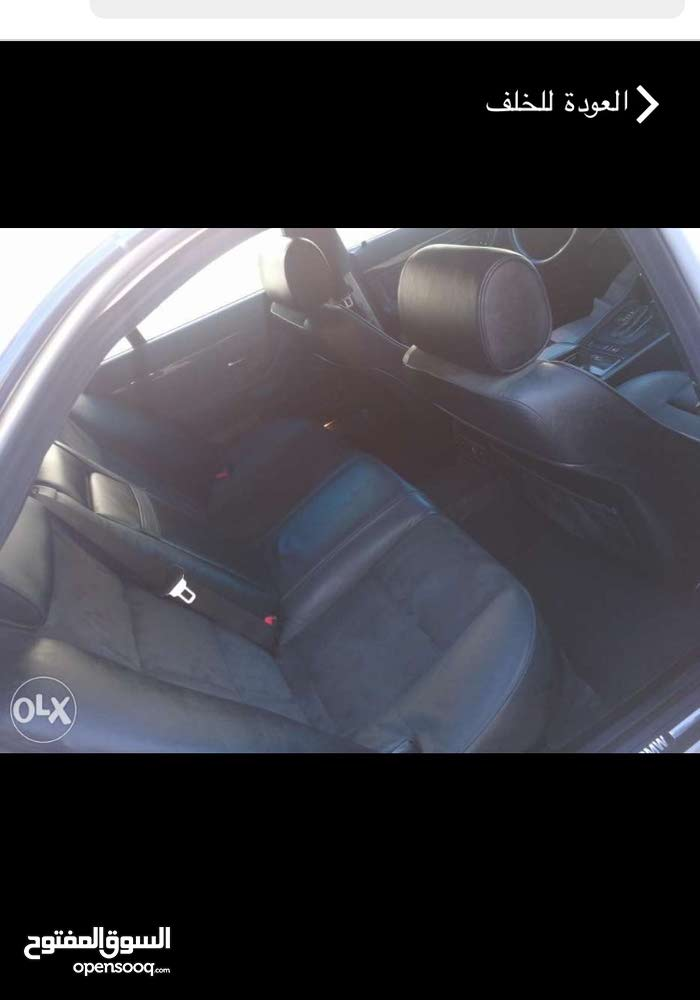 735 2001 - Used Automatic transmission