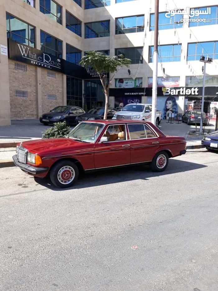 1982 Mercedes Benz in Amman