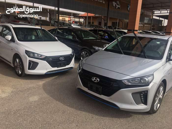 Silver Hyundai Ioniq 2018 for sale