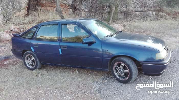 Opel Vectra 1991 - Manual