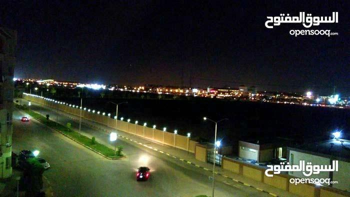 شقتين مفتوحين على بعض مساحه الشقه 86م -كمبوند مدينه الفردوس