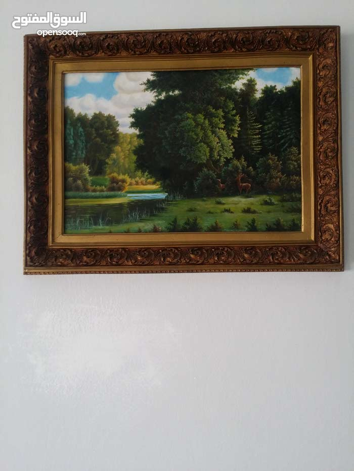 لوحات اثرية وقيمة