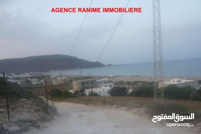 Terrain constructible a la plage de 482m2