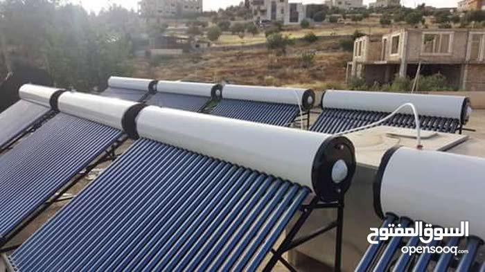 سخانات شمسية بالتقسيط