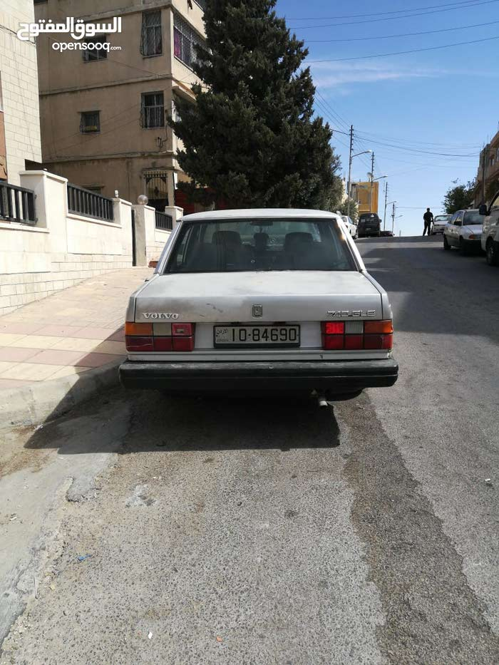 Used Volvo 1987