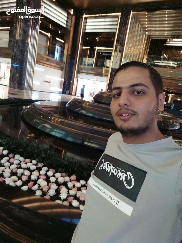 شاب مصري يبحث عن عمل مناسب