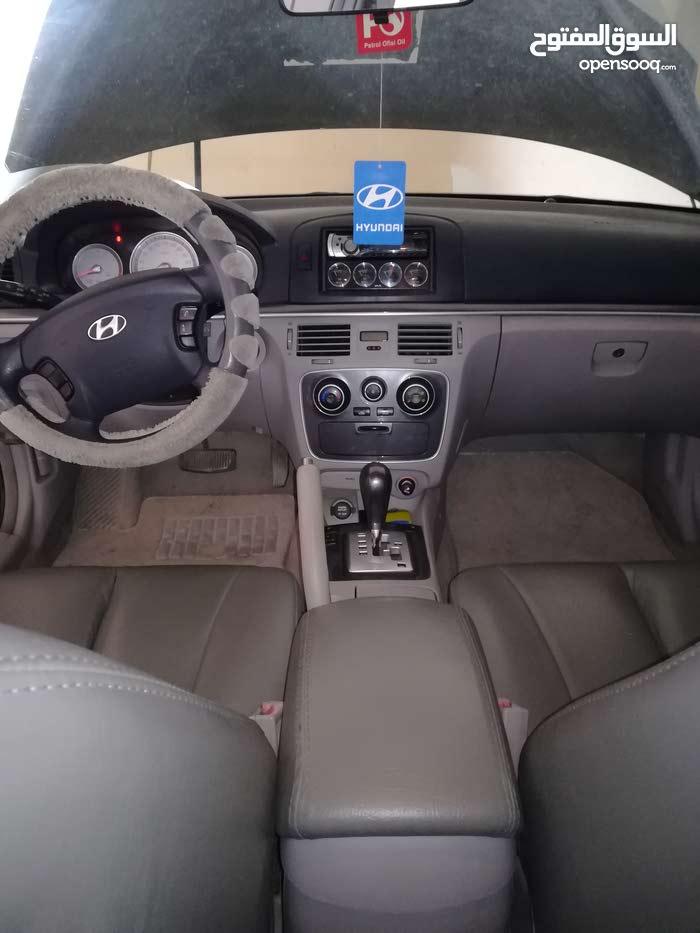Hyundai Sonata 2006 For sale - Black color