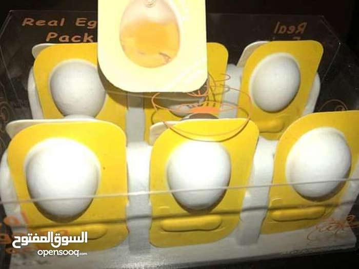 ماسك البيض