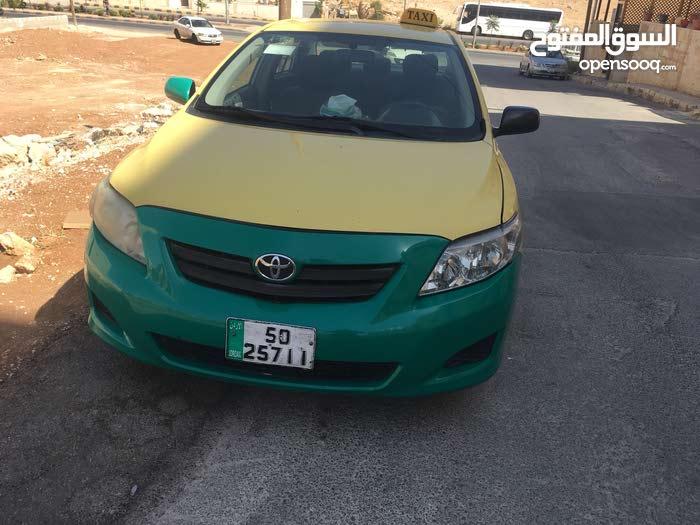 Manual Toyota Corolla 2010
