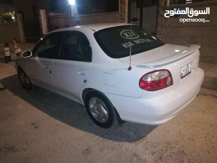 2000 Kia for rent in Amman