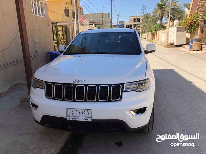 Automatic Jeep 2016 for sale - Used - Babylon city