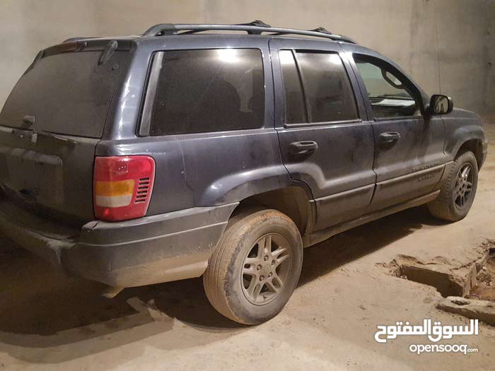 2004 Jeep Cherokee for sale in Benghazi