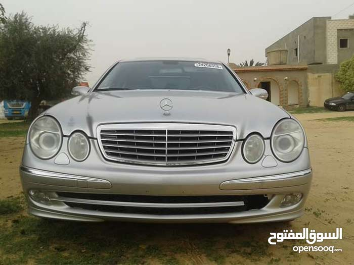10,000 - 19,999 km Mercedes Benz E500 2006 for sale