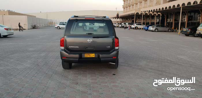 10,000 - 19,999 km Nissan Armada 2011 for sale