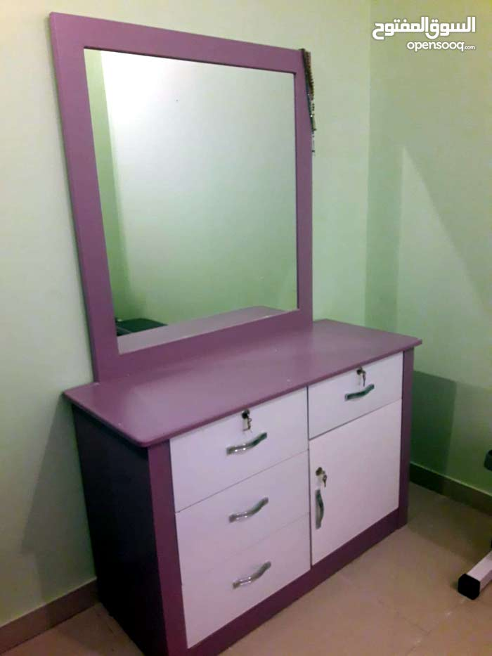 Dressing table + 2 Side Table + seat + Carpet